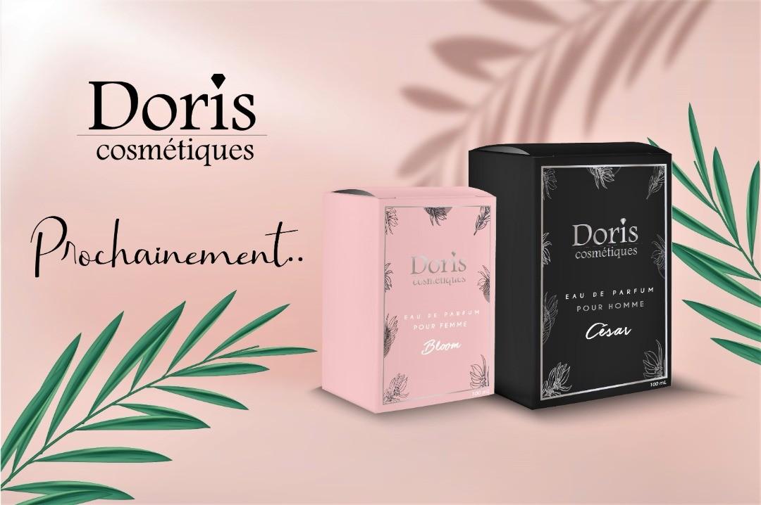 Doris Cosmétiques : une marque 100% tunisienne qui transmet la passion de sa  fondatrice - Arabeque