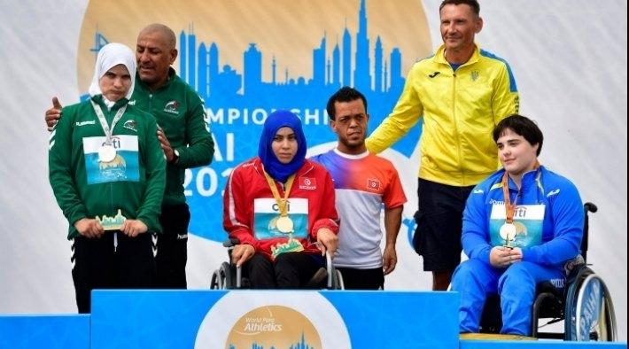 بطولة العالم لألعاب القوى لذوي الاحتياجات الخاصة : المنتخب الوطني يرفع رصيده الى 10 ميداليات