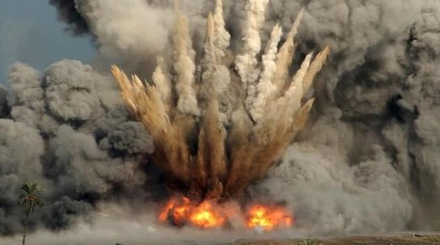 """مصرع اثنين في انفجار """"دانه"""" من مخلفات الحرب بوادي النطرون"""