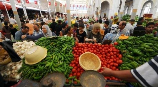 """Résultat de recherche d'images pour """"غلاء الخضر في تونس"""""""