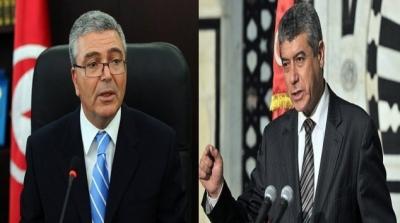 حكومة الصيد : وزارة العدل لغازي الجريبي و الداخلية لعبد الكريم الزبيدي - Arabeque.tn