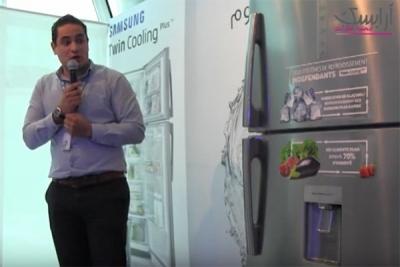 سامسونغ تطلق في تونس ثلاجات Twin Cooling PLUS™ برودة مضاعفة ليوم اكثر صفاء