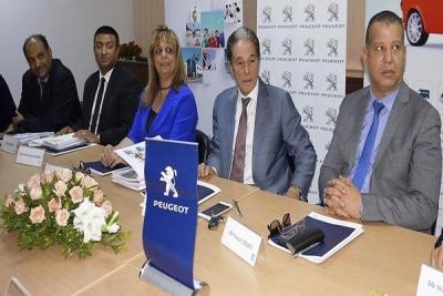 اتفاقية شراكة بين ستافيم بيجو و تأمينات سليم
