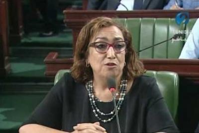 بشرى بلحاج حميدة : نحن مع سياسة التقشف ولكن صورة الحكومة لا تدل على ذلك