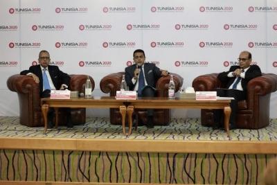 مراد الفرادي يقدم الندوة الدولية للاستثمار تونس 2020