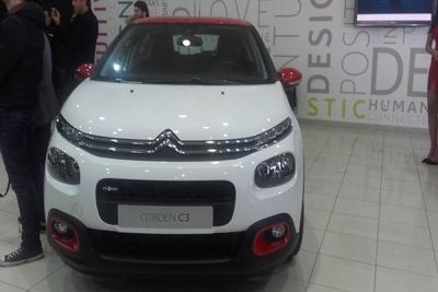 سيارة سيتروان س 3 الجديدة تصل الى تونس