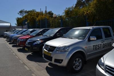 سيارات ''غريت وول'' في تونس