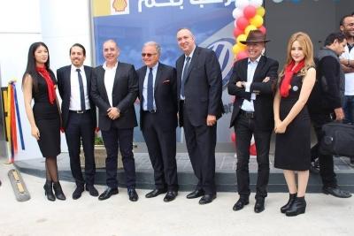 أول مركز فولكسفاغن للخدمة السريعة يفتح أبوابه في محطة شال بمقرين