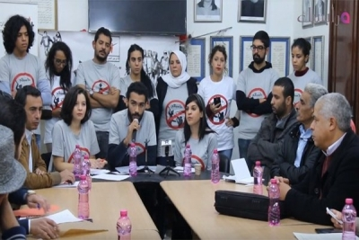 حملة #حاسبهم : قانون زجر الاعتداءات على الامنيين تأسيس لدولة البوليس